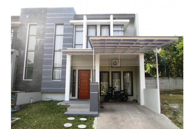 Dijual Rumah Nyaman di Kawasan Emerald Terrace, Bintaro Jaya 3874552