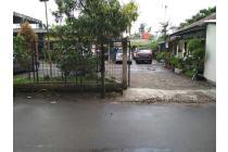 Tanah EX Bengkel Akses jalan 2 mobil dekat GOR Citra Cikutra Bandung