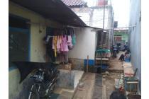 Tanah Prospektif Bonus 3Kontrakan di Rawalumbu Bekasi.
