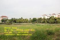 Tanah / Kavling Ebony Golf 472m BGM PIK Pantai Indah Kapuk Jakarta Utara
