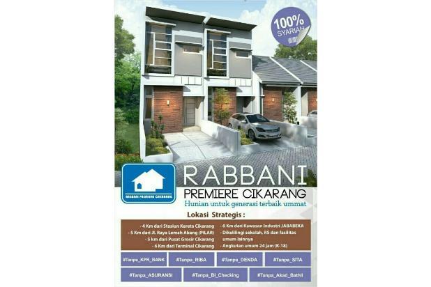Rp139jt Rumah Dijual