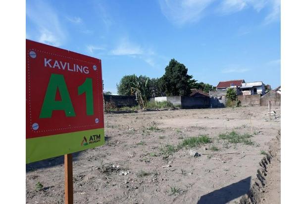 Rp282jt Tanah Dijual