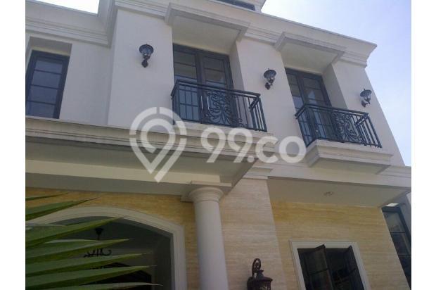 rumah mewah di kemang,lt407/850m2,basement,pool 12747119