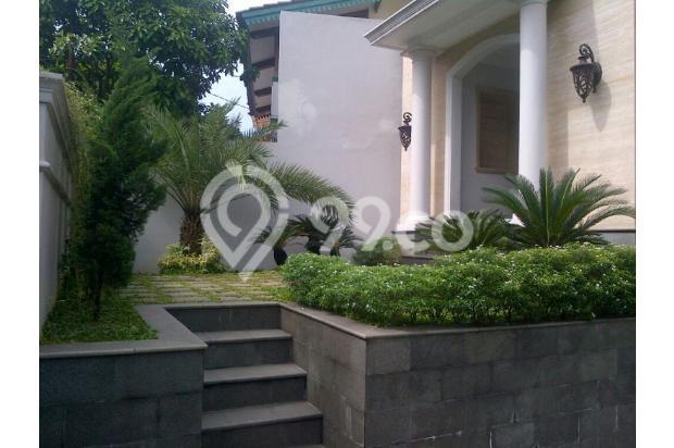 rumah mewah di kemang,lt407/850m2,basement,pool 12747187