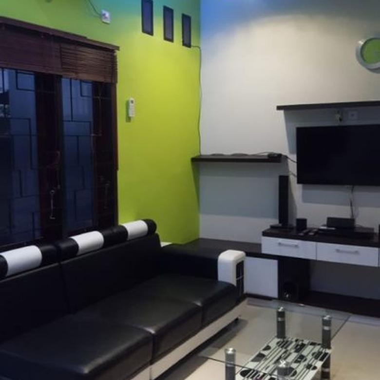 Rumah dalam Komplek di Lokasi Elit Udayana, Mataram