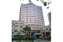 Disewa Ruang Kantor 132 sqm di Cowell Tower, Senen, Jakarta Pusat