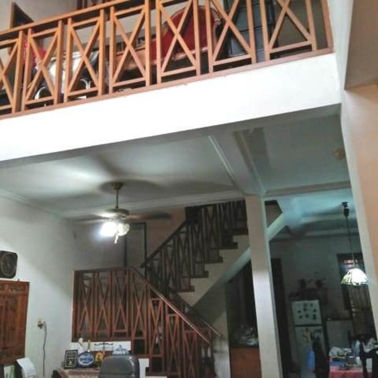 Rumah Nyaman Dekat Tol Jorr Di Jl Waru Condet Jakarta Timur