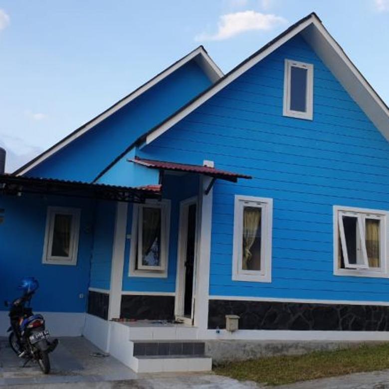 Perum. Elizabeth Residence Tomohon Sulawesi Utara