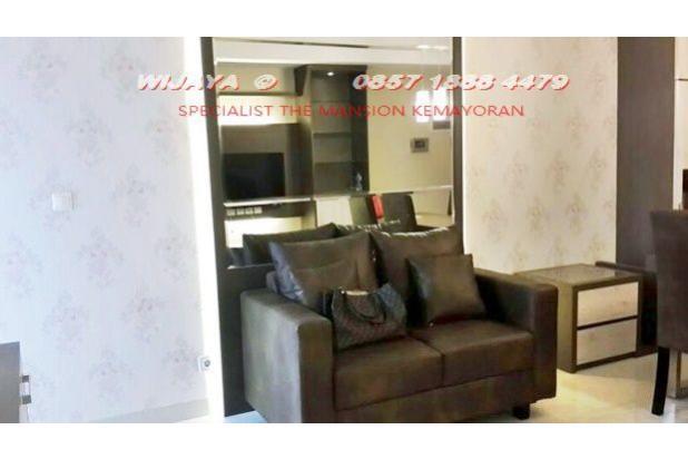 DISEWAKAN CEPAT Apartemen the mansion kemayoran 73m2 (2br-FullFurnish) 13377685