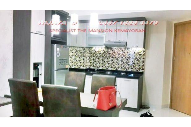 DISEWAKAN CEPAT Apartemen the mansion kemayoran 73m2 (2br-FullFurnish) 13377686