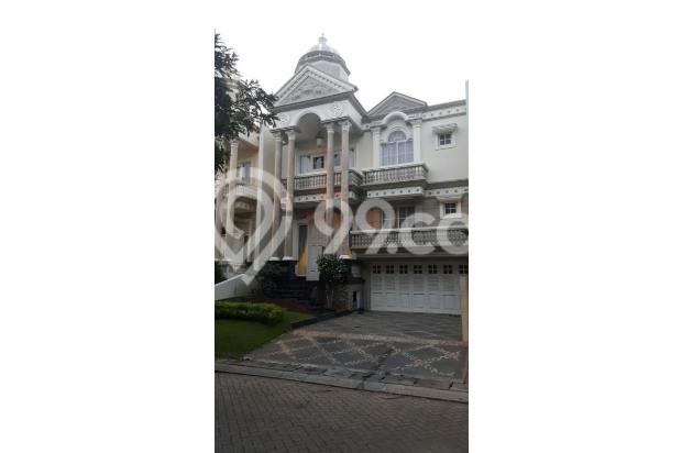 Rumah di Jual Garden House-Garden Imperial-PIK (J-4974) 17157788