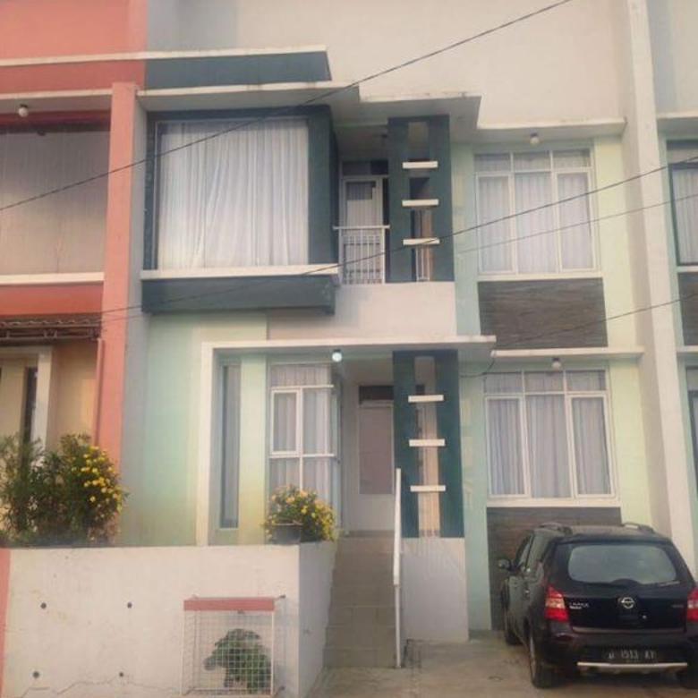 Rumah Minimalis Sejuk @ Cimahi city view Bandung