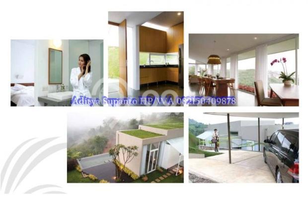 rumah murah mewah asri dan nyaman nuansa villa di dago