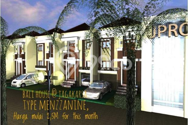 kecapi residence, cluster mewah pinggir jalan raya jagakarsa jak sel 17150394