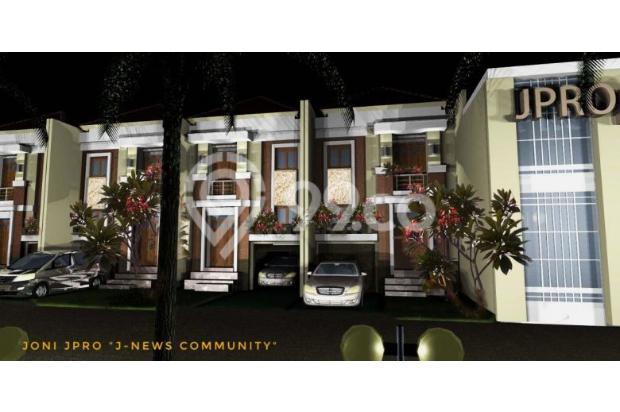kecapi residence, cluster mewah pinggir jalan raya jagakarsa jak sel 17150414