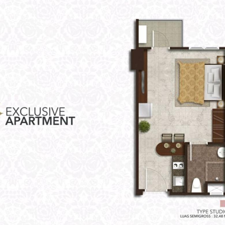 Exclusive Apartment Podomoro City Deli Medan
