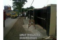 Dijual Tanah Pinggir Jalan di Serpong BSD City Tangerang
