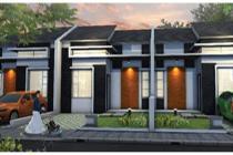 Rumah Dijual di Jatiwarna Cluster Allure Mansion