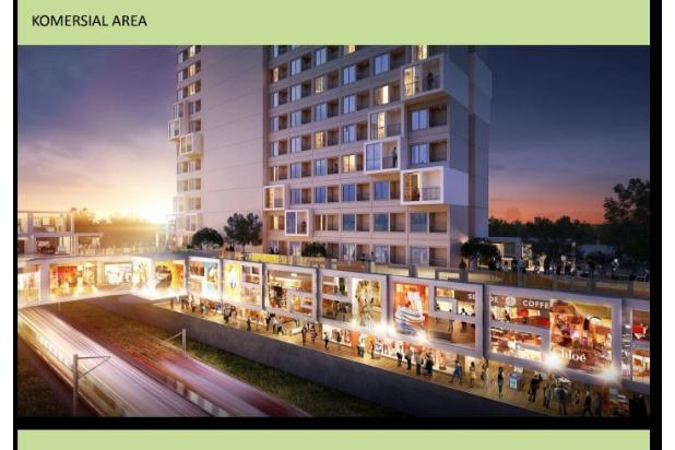 Cisauk Point Apartemen Subsidi pertama di BSD harga perdana TOD Adhi Karya 16057527