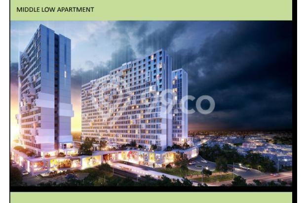 Cisauk Point Apartemen Subsidi pertama di BSD harga perdana TOD Adhi Karya 16057529