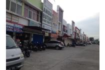 Ruko Smart Market Telaga Mas Bekasi Utara Luas 100m2 Rp 38Jt/Th 2 lantai