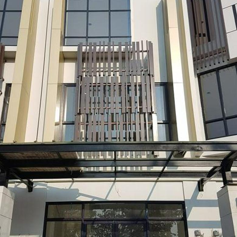 Ruko The Boulevard 3Lantai 5x17(85m) JGC Jakarta Garden City Jakarta Timur