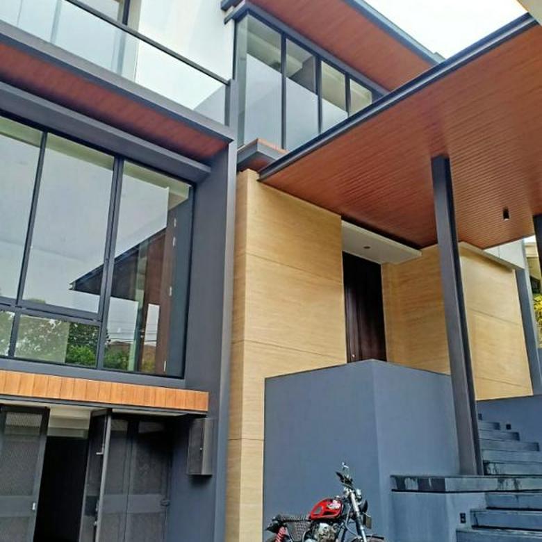 Zona premium pondok indah Rumah brand new
