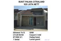Bukit Palma 920jt Nett Surabaya Barat