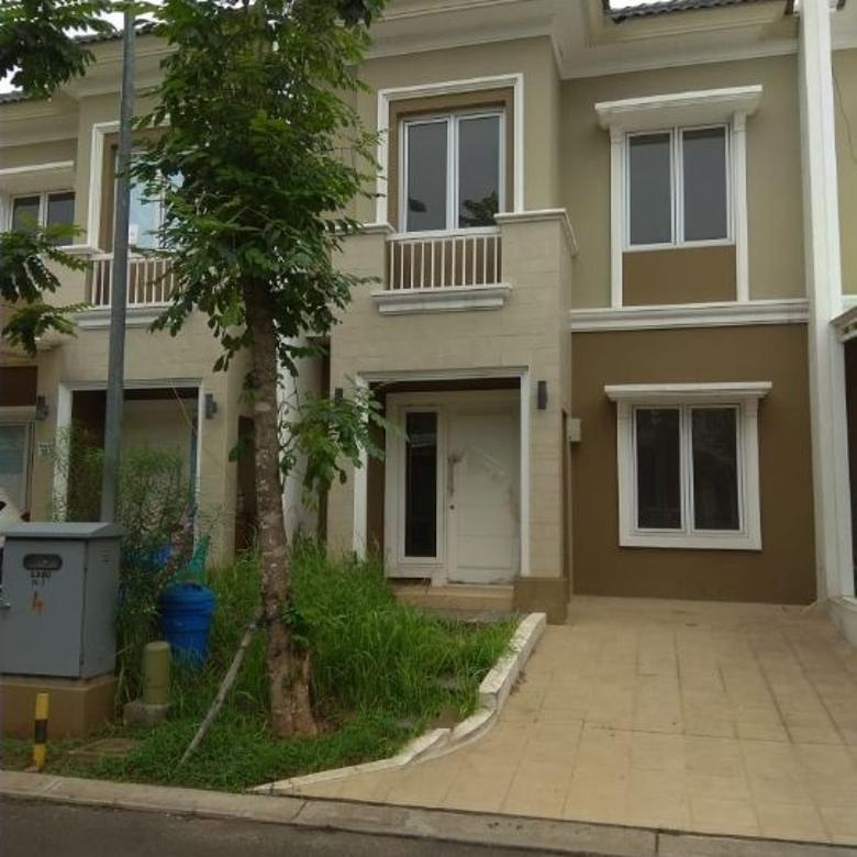 Dijual Cluster Monaco Village, Gading Serpong, Tangerang Selatan
