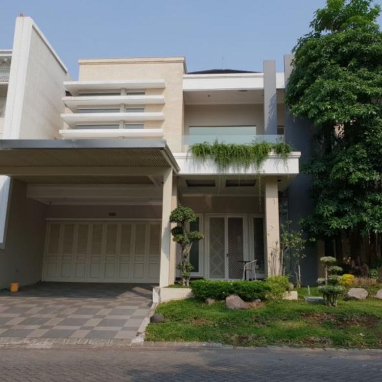 Dijual Rumah Pakuwon Vila Bukit Regensi