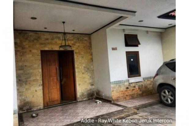Dijual Rumah 2 Lantai Hoek Siap Huni di Taman Meruya Ilir, Jakarta Barat 13960843