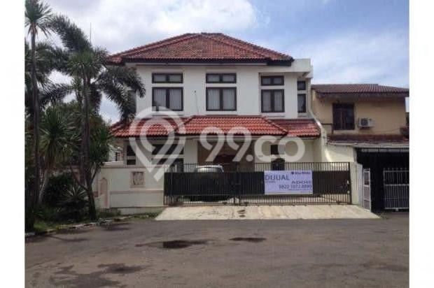 Dijual Rumah 2 Lantai Hoek Siap Huni di Taman Meruya Ilir, Jakarta Barat 13960841