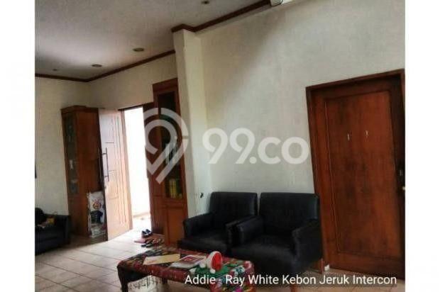 Dijual Rumah 2 Lantai Hoek Siap Huni di Taman Meruya Ilir, Jakarta Barat 13960840