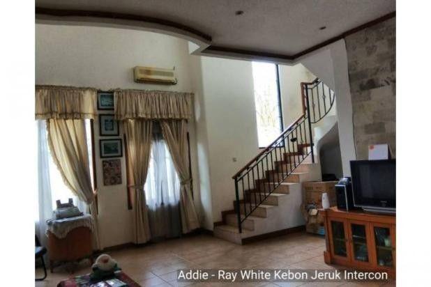 Dijual Rumah 2 Lantai Hoek Siap Huni di Taman Meruya Ilir, Jakarta Barat 13960842