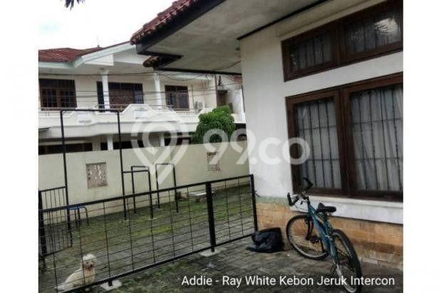 Dijual Rumah 2 Lantai Hoek Siap Huni di Taman Meruya Ilir, Jakarta Barat 13960844