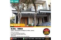 Rumah Mewah dalam Perumahan di Jalan Wates Jogja