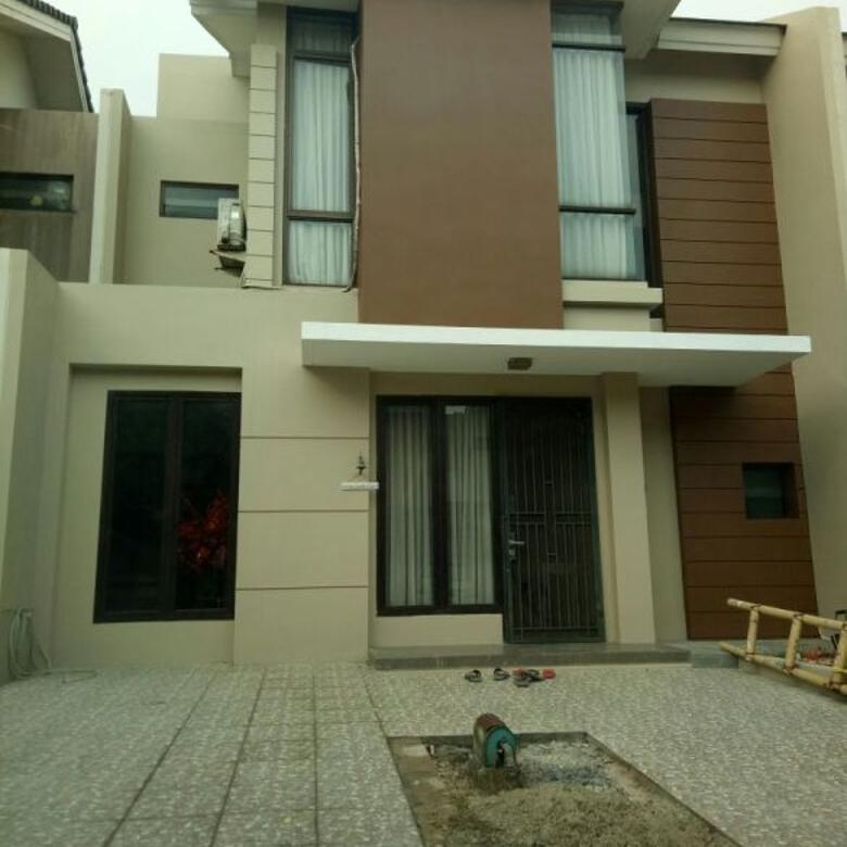 Dijual cepat rumah di Foresta Cluster Fiore, BSD-Tangerang
