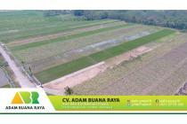 Jual tanah kavling di Malang - Wagir , Mendalan II A : B8