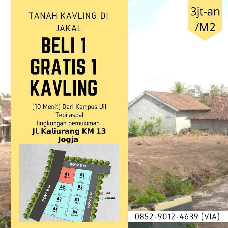 Promo Ramadhan Kavling siap Bangun Dekat Candi Prambanan Sleman - Ngaglik