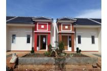 Rumah Minimalis Lokasi Strategis Aksses Angkot 117