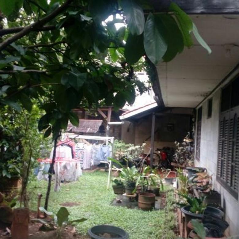 Rumah Asri sederhana di Jl.H.Sinen, Ragunan