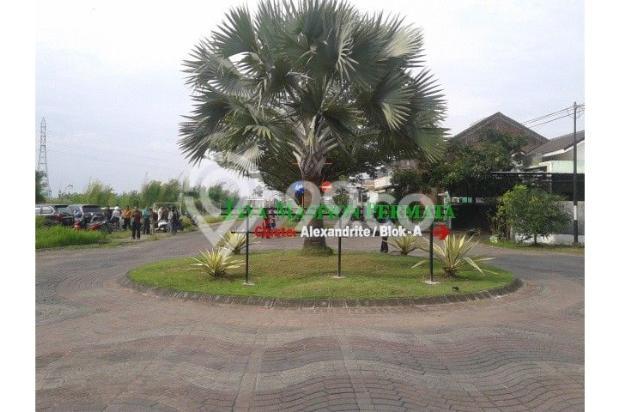 Rumah 3 lantai Green Florencia Aloha Gedangan dekat Bandara Juanda 300 jt * 10001679