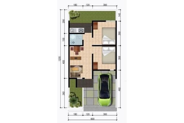 DP 20 JUTA, Rumah Baru di Ciwastra FREE BIAYA KPR 17036310