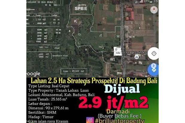 Rp72,9mily Tanah Dijual