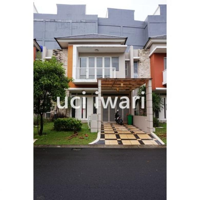 Disewakan Rumah di Cluster Palm, Summarecon Bekasi (3 Kamar Tidur)