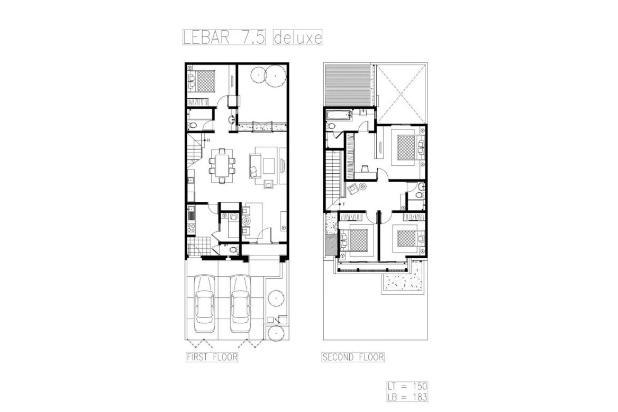 Rp5,88mily Rumah Dijual