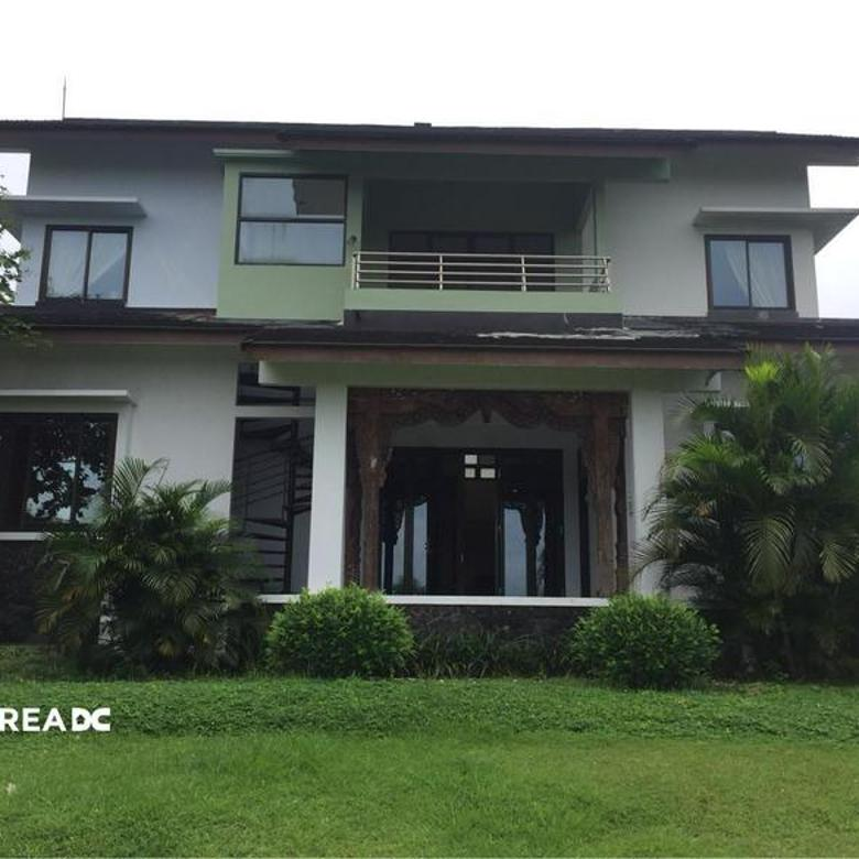 Rumah mewah Semarang atas