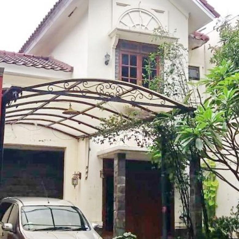 Rumah 2 lantai Legenda Wisata, Cibubur