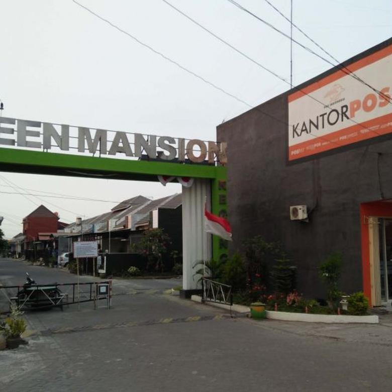 Green Mansion Regency Tb.Rejo Samping Pondok Chandra