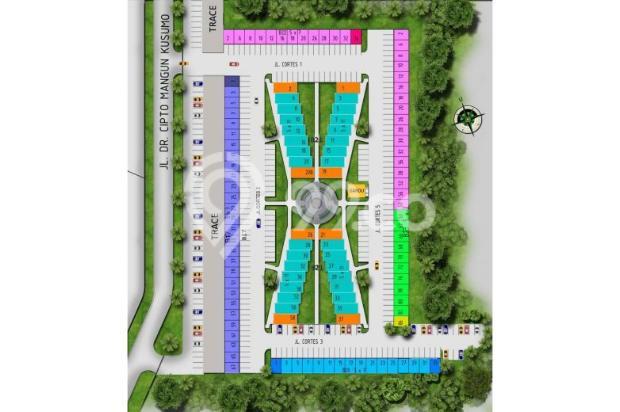 Cortes Townhouse @Jababeka Residence, Cikarang 12898550
